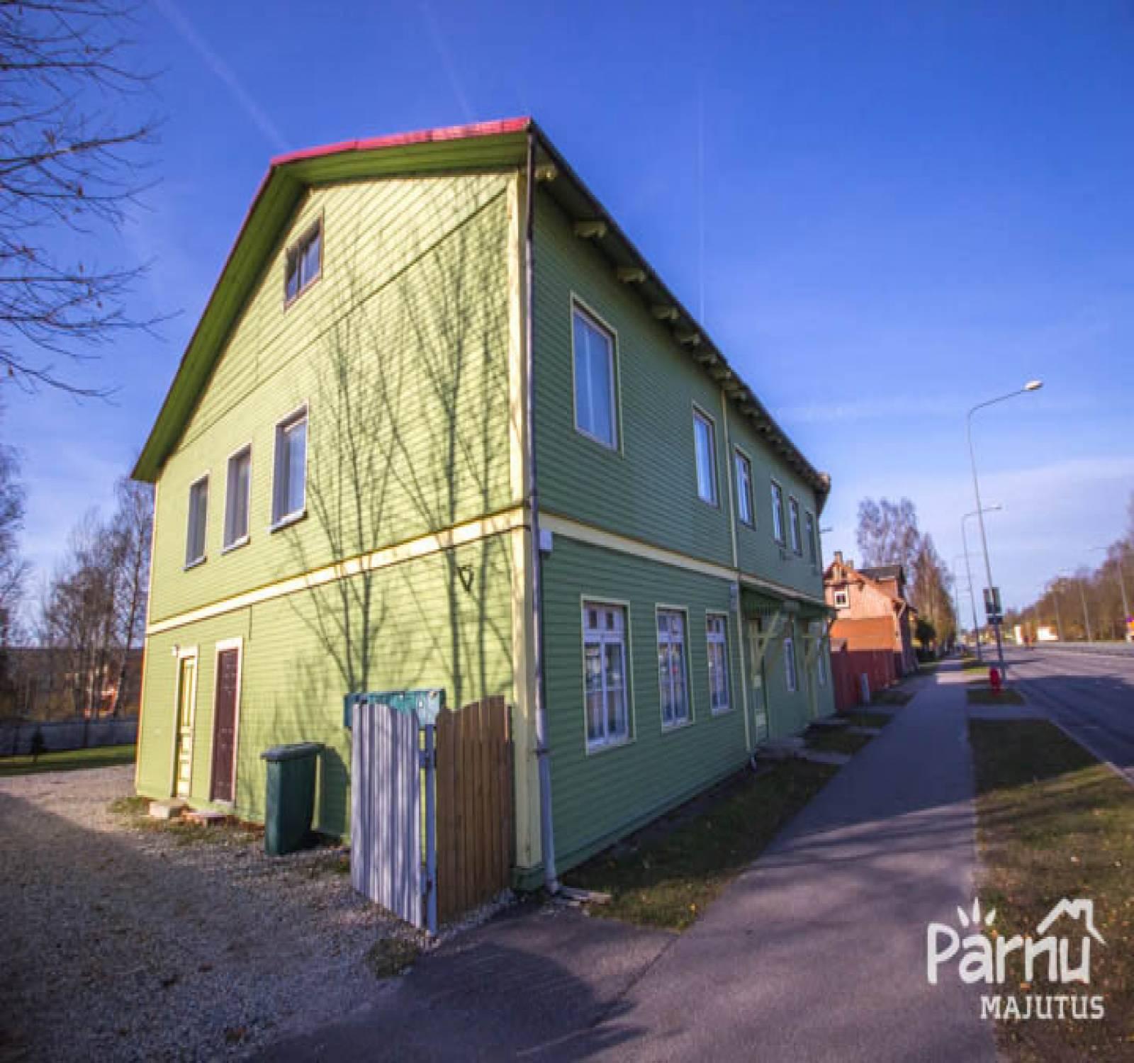 Riia Maantee,Pärnu,Pärnu maakond,1 Magamistuba Magamistube,1 VannitubaVannitube,Korter,Riia Maantee,1029